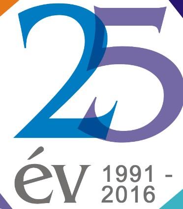 December 27.-én ünnepeltük 25. születésnapunkat!
